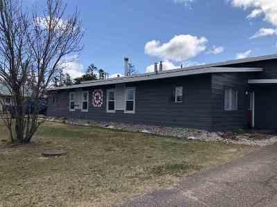 Multi Family Home Pending w/Contingency: 139 141 Banshee
