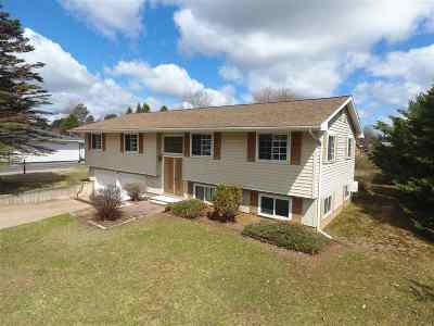 Gwinn Single Family Home For Sale: 454 W Adams St
