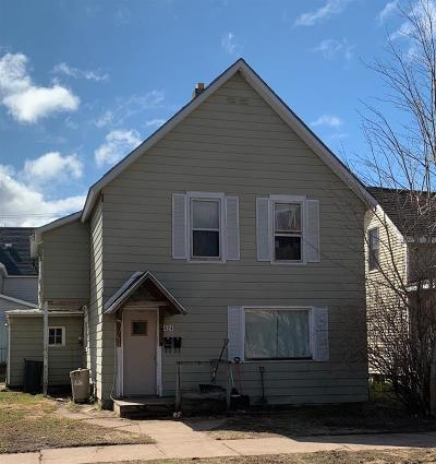 Multi Family Home For Sale: 424 Cherry St