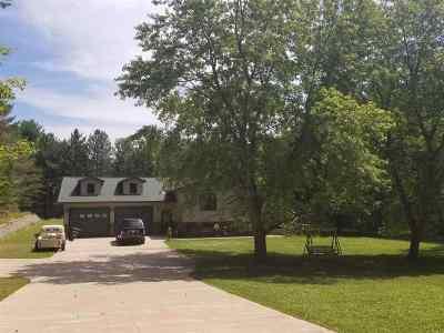 Marquette MI Single Family Home For Sale: $349,900