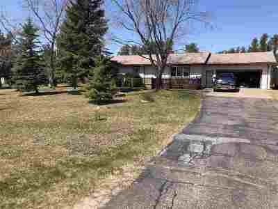 Marquette MI Single Family Home Pending w/Contingency: $149,900