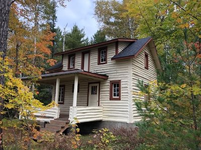 Gwinn Single Family Home For Sale: 850 860 Horseshoe Lake Ln