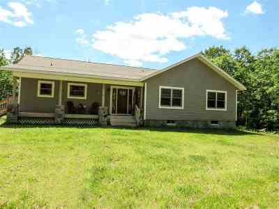 Marquette Single Family Home For Sale: 9 Deer Run