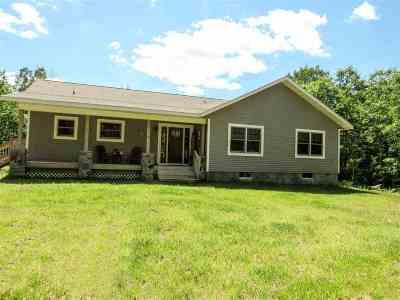 Marquette MI Single Family Home For Sale: $359,900