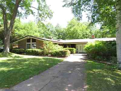 Marquette Single Family Home For Sale: 17 E Nicolet Blvd