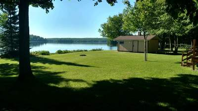 Michigamme Single Family Home Pending w/Contingency: 21583 Torrey Dr #8