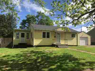 Ishpeming Single Family Home For Sale: 587 Elliott Ave