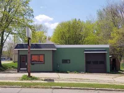 Negaunee Commercial For Sale: 386 Silver St