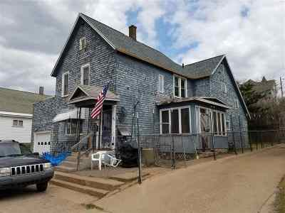 Ishpeming Multi Family Home For Sale: 706 N Pine St