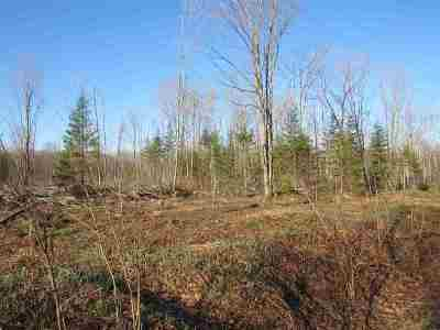 Gwinn Residential Lots & Land For Sale: McMaster Rd