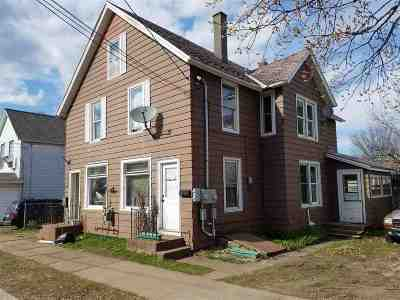 Ishpeming Multi Family Home For Sale: 408 N Lake St