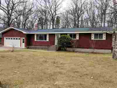Marquette MI Single Family Home Pending w/Contingency: $169,900