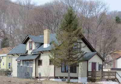 Munising Single Family Home Pending w/Contingency: 709 W Munising Ave