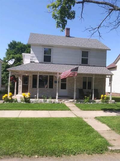 Multi Family Home Pending w/Contingency: 125 E Peck St