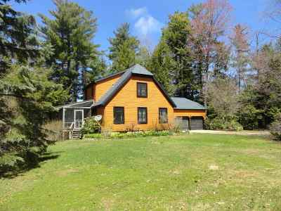 Munising Single Family Home For Sale: N6573 Perch Lake Rd