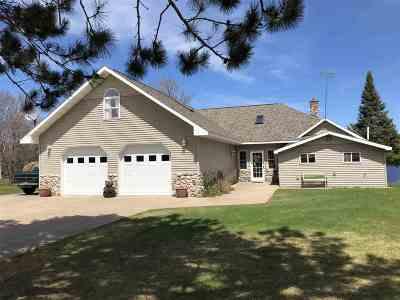 Gwinn Single Family Home For Sale: 770 N Horseshoe Lake Rd