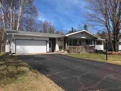 Gwinn Single Family Home New: 458 W Adams St #49