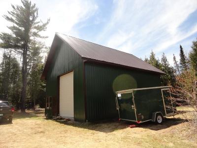 Munising Residential Lots & Land New: N3259 Doe Lake Rd