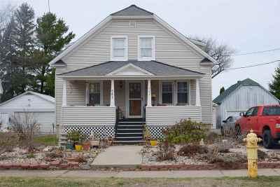 Marquette Multi Family Home For Sale: 541 E Ohio St