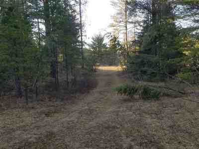 Negaunee Residential Lots & Land New: 309 Co Rd Ml