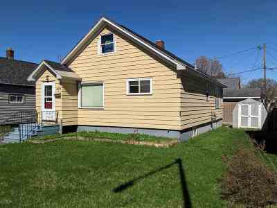 Negaunee Single Family Home Pending w/Contingency: 409 Silver St #178