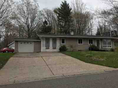 Marquette Single Family Home For Sale: 101 Raymbault St