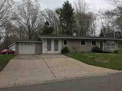 Marquette MI Single Family Home New: $189,900