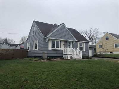 Ishpeming Single Family Home Pending w/Contingency: 651 Mather Ave