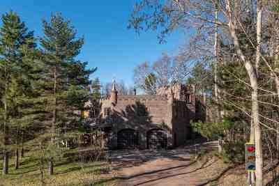 Marquette MI Single Family Home New: $1,125,000