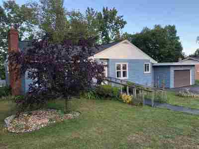 Ishpeming Single Family Home For Sale: 200 Seilo Ave