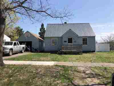 Ishpeming Single Family Home Price Change: 584 Elliott Ave