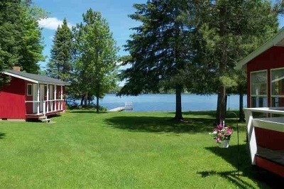 Michigamme Single Family Home Pending w/Contingency: 21235 Petticoat Lake Rd