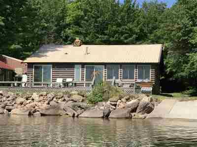 Munising Single Family Home For Sale: N8770 Reindeer Run