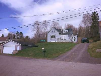 Ishpeming Single Family Home For Sale: 480 Co Rd Pcc