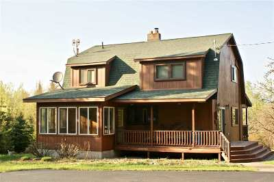 Negaunee Single Family Home For Sale: 389 North Rd