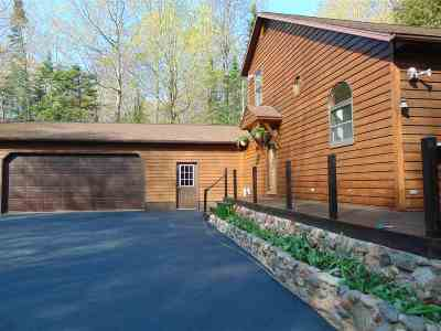 Marquette Single Family Home Pending w/Contingency: 496 Co Rd 550