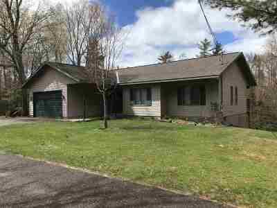 Negaunee Single Family Home For Sale: 100 Takken Dr #Parcel D