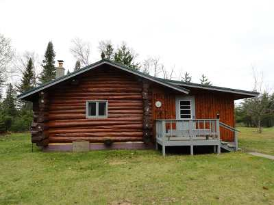 Ishpeming Single Family Home For Sale: 39 Acres Co Rd Cs