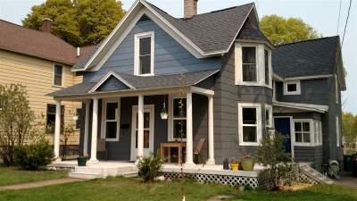 Marquette Single Family Home For Sale: 345 E Michigan St