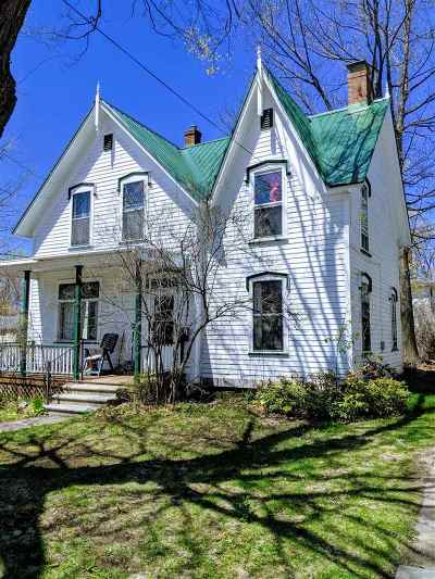 Marquette Single Family Home For Sale: 403 E Arch St
