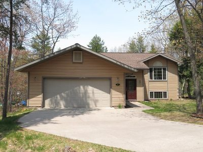 Marquette Single Family Home For Sale: 47 Southfork