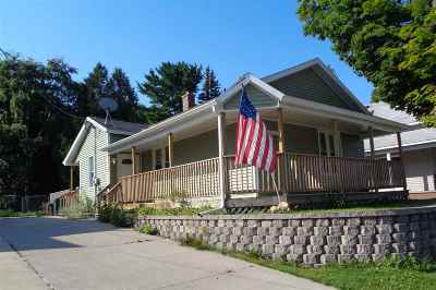Marquette Single Family Home Price Change: 435 McMillan St