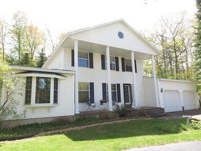 Marquette Single Family Home For Sale: 11 Pinehurst Dr