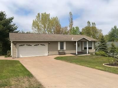 Marquette Single Family Home For Sale: 504 Hillside Dr