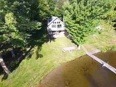 Munising Single Family Home For Sale: N3960 Hayward Rd