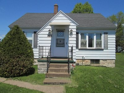 Ishpeming Single Family Home For Sale: 690 Greenwood St