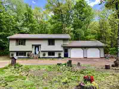 Gwinn Single Family Home Pending w/Contingency: 194 N Co Rd 557