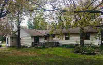 Marquette Single Family Home For Sale: 6444 S Us41