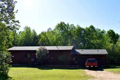 Marquette Single Family Home For Sale: 333 Little Lake Rd
