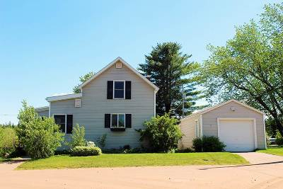 Ishpeming Single Family Home Pending w/Contingency: 415 & 425 Excelsior St